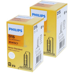 Ampoule D1S Philips 85415VIC1