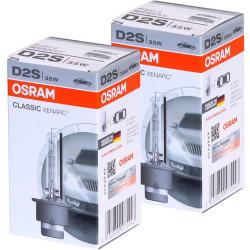 Ampoule Xénon D2S Osram 66240 CLC