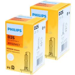 Ampoule Xénon D2S Philips 85122VI