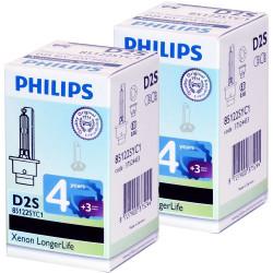 Ampoule Xénon D2S Philips 85122SY LongerLife