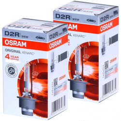 Ampoule xénon D2R Osram 66250 Original Xenarc