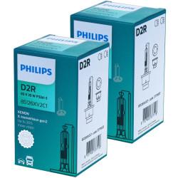 Ampoule Xénon D2R Philips 85126XV2 X-Treme Vision