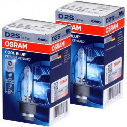 Ampoule xénon D2S Osram 66240CBI XENARC COOL BLUE
