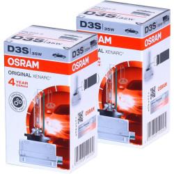 Ampoule Xénon D3S Osram 66340 Xenarc Original
