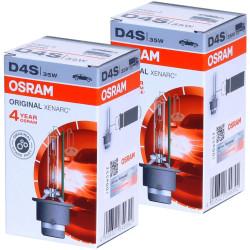 Ampoule xénon D4S Osram 66440 XENARC Original