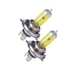 Ampoule de phare H4 Jaune 2700K