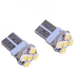 Ampoule T10 5 Leds Mini Wedge