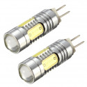 Ampoules LED HP24W Feux de jour Loupe 6000K