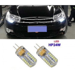 Ampoules LED HP24 silicone