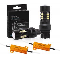 Ampoule T20 21 leds W21/5W Canbus