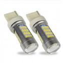 1X Ampoule T20 48-LEDS W21W EVA