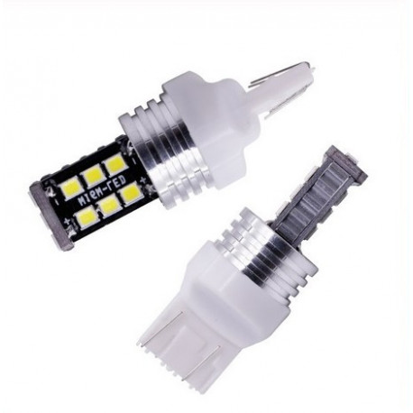 Ampoule T20 15-LEDS W21W CODA