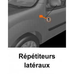 Répétiteurs latéraux à leds Audi A2