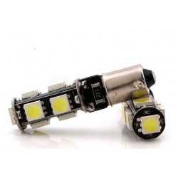 Ampoule 9 LEDS BA9S T4W