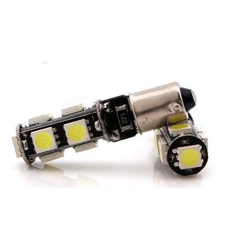 Ampoule 9 LEDS BAX9S H6W