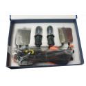 Kit Xenon H4 Ampoule 12000K Ballast 55W SLIM FAST START BRIGHT Auto Moto 12V