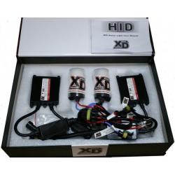 Kit xenon H1 4300K 35W Slim + Leds RGB Offerte