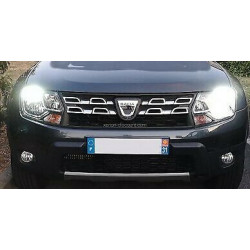 Feux de jour Dacia Duster Phase 2