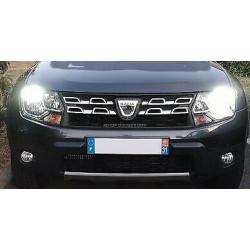 Dacia Duster Phase 2 Ampoule LED pour Feux de jour et Veilleuse