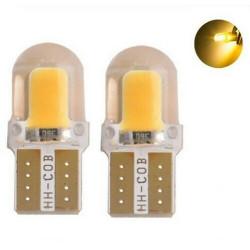 T10 Cob veilleuse Gel Orange