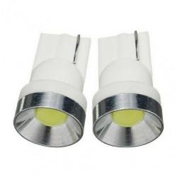 2x Ampoule T10 led w5w cob