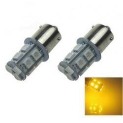 2x Ampoule BA15S LED P21W 13 SMD