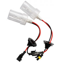 Ampoules Xenon H3 de remplacement 75W