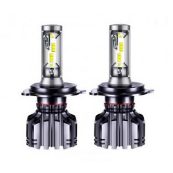 Kit ampoules LED H1 CSP 74W
