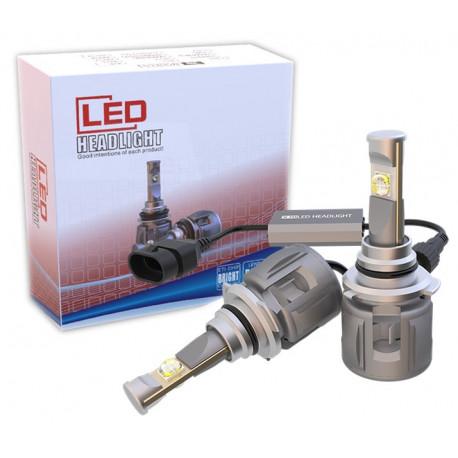 Kit ampoules H1 LED CREE XHP-70 120W