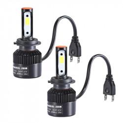Kit Ampoules H4 LED 6000K