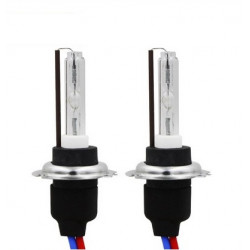 Ampoules H7C xenon de remplacement 55W