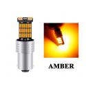 BA15S LED P21W Ampoule Orange Clignotants Canbus 45 SMD