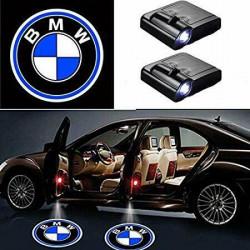 BMW LED Lumière de Courtoisie Ghost Shadow Light Logo Porte de voiture