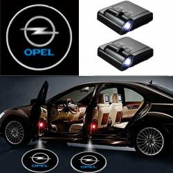 Opel LED Lumière de Courtoisie Ghost Shadow Light Logo Porte