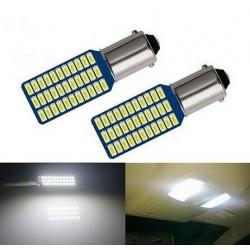 Ampoule BA9S LED T4W Veilleuses 6500K 33 SMD