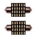 Ampoules LED Navette C5W 36mm 24 SMD Festoon