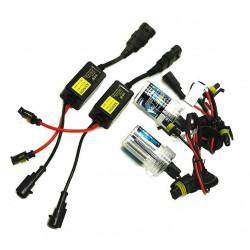 Kit Xenon H7 55W Ampoules 6000K sans ballast Auto Moto