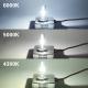 Ampoule D5S 4300K 5000K 6000K