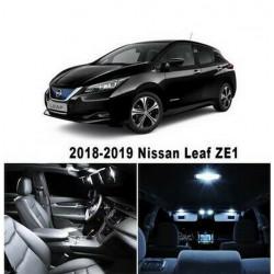 Pack Ampoules leds Nissan Leaf ZE1
