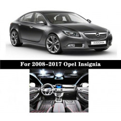 Pack Ampoules leds pour Opel Insignia