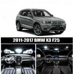 Pack Ampoules leds BMW X3 F25