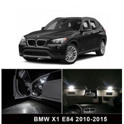 Pack Ampoules leds Interieur pour BMW X1 E84