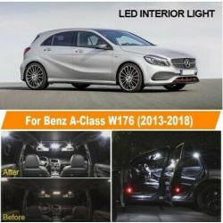Pack Ampoules ledsMercedes Benz classe A W176
