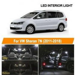 Pack Ampoules leds Interieur VW Sharan 7N