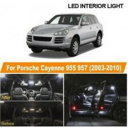 Pack Ampoules leds Interieur Porsche Cayenne 955