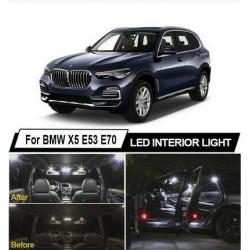 Pack leds Interieur BMW X5 E53 E70