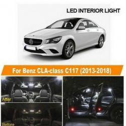 Ampoules leds Interieur Mercedes Benz classe CLA