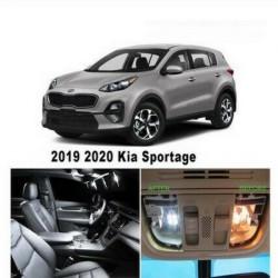 Ampoules leds Interieur Kia Sportage 4