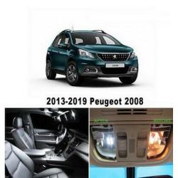 Ampoules leds Interieur Peugeot 2008