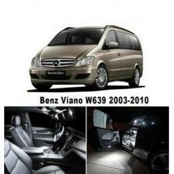 Ampoules leds Interieur Mercedes Viano W639